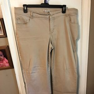 JEANS BY LEE RIDERS SIZE 22W